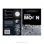 Cover design for 'Mother Moon' by Bob Goddard