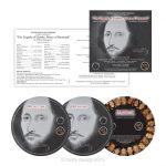 Hamlet – Future Radio CD design